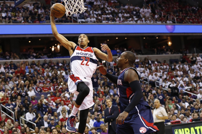 Image result for otto porter wizards 2016