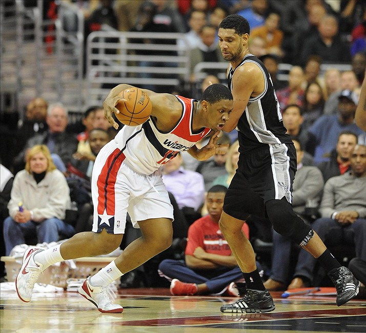Nuggets Fall In Overtime To Wizards: Recap: Wizards Fall Apart, Lose To The Spurs In Double