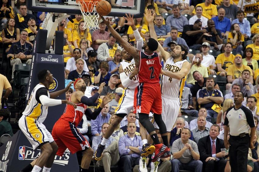 NBA Playoffs, Pacers vs. Wizards: Game 3 Preview and Prediction Poll