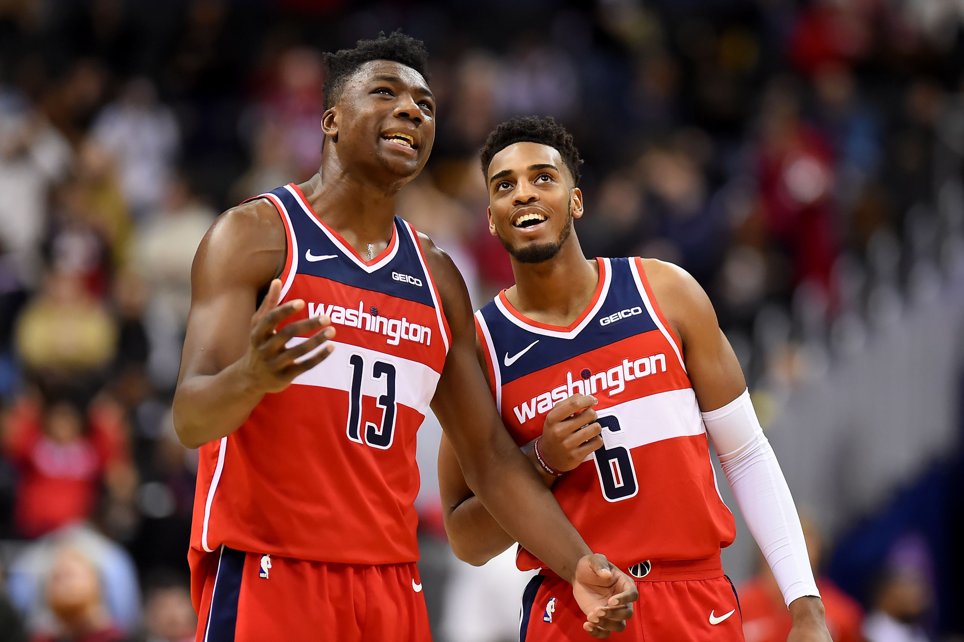 Washington Wizards: 4 most impactful players for playoff push