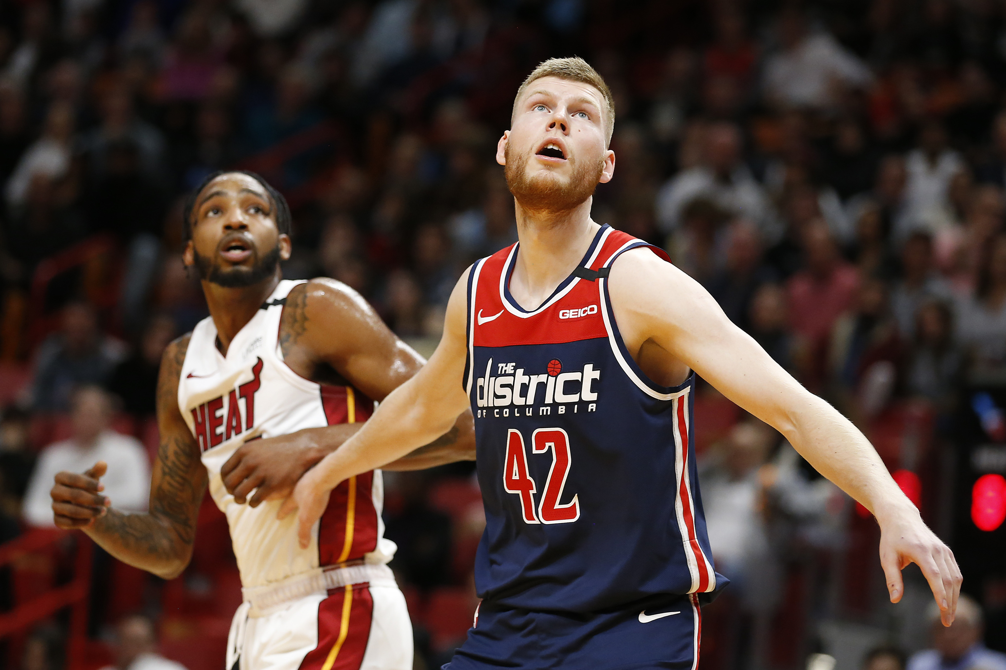 Washington Wizards Washington Wizards: Davis Bertans will not play in season restart