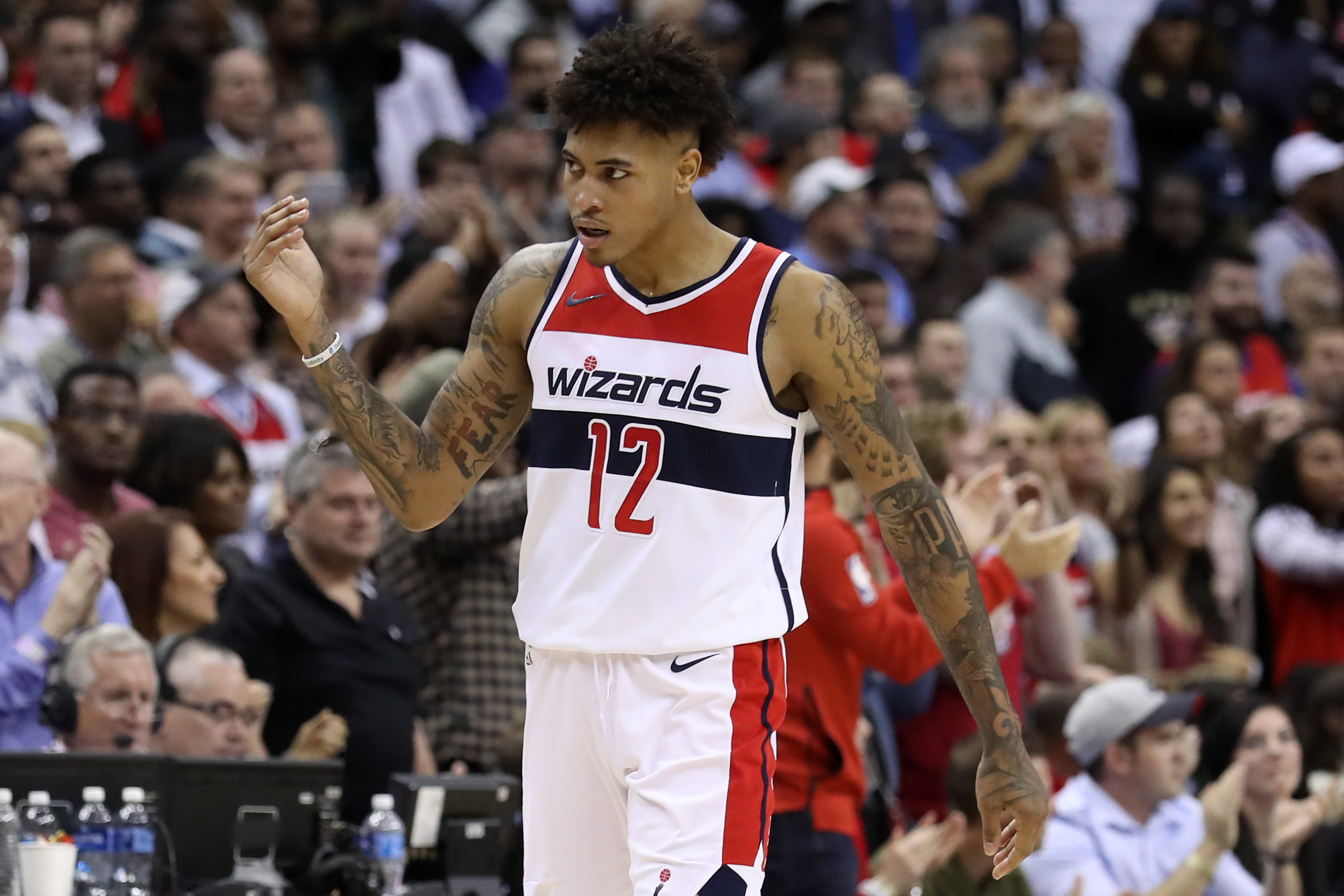 The Washington Wizards look to start this season off right