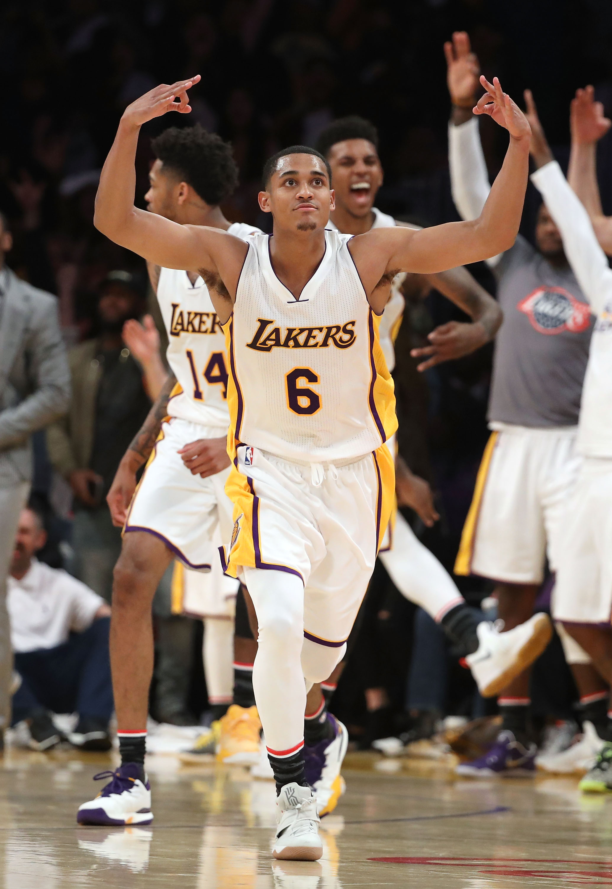 Los angeles lakers trade options