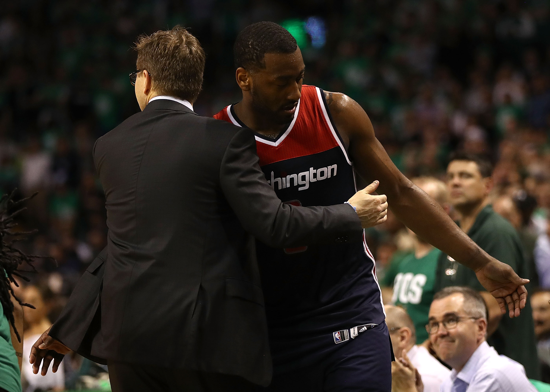 Boston Celtics officially sign center Greg Monroe