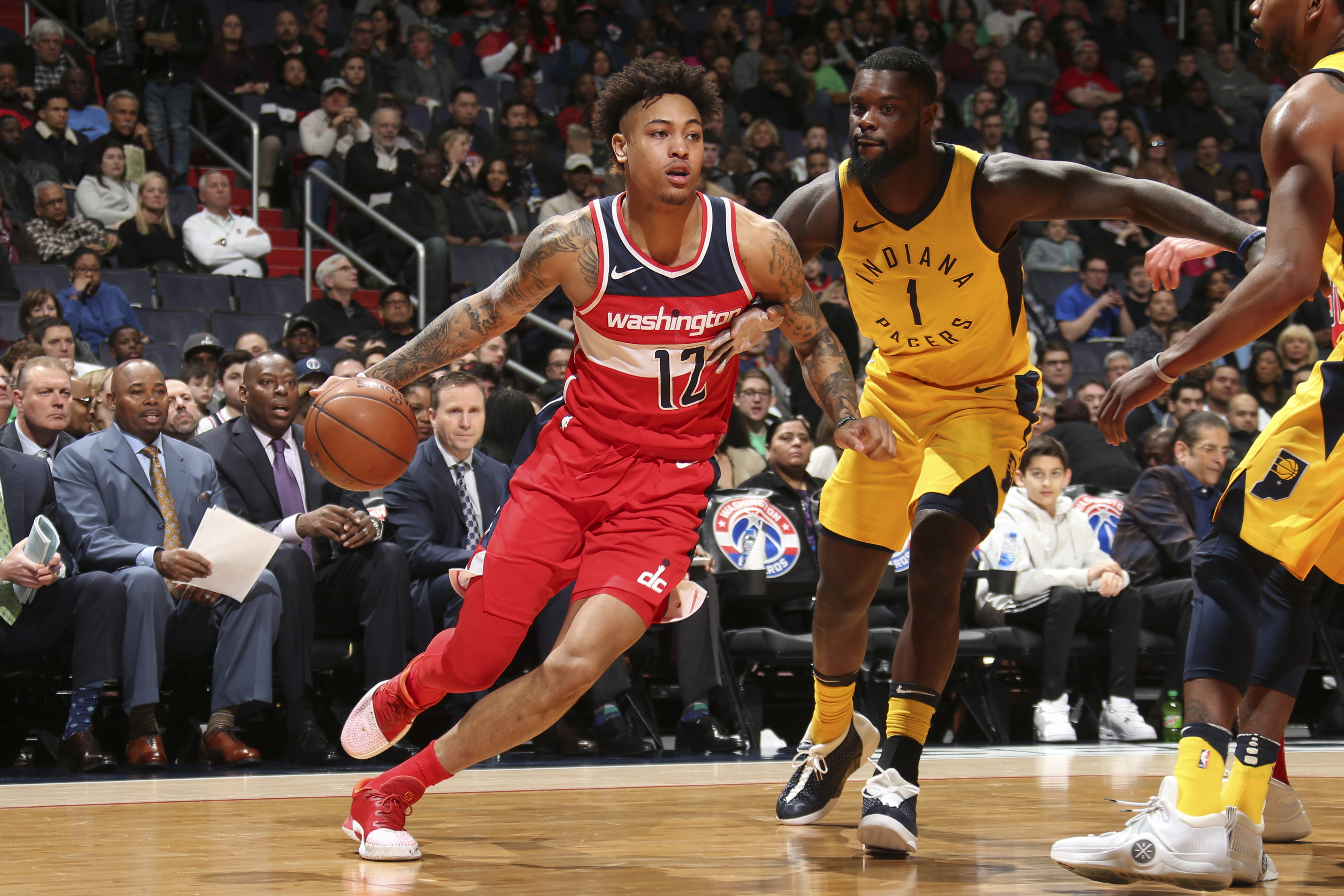 Indiana Pacers at Washington Wizards ATS Preview 03/17/18