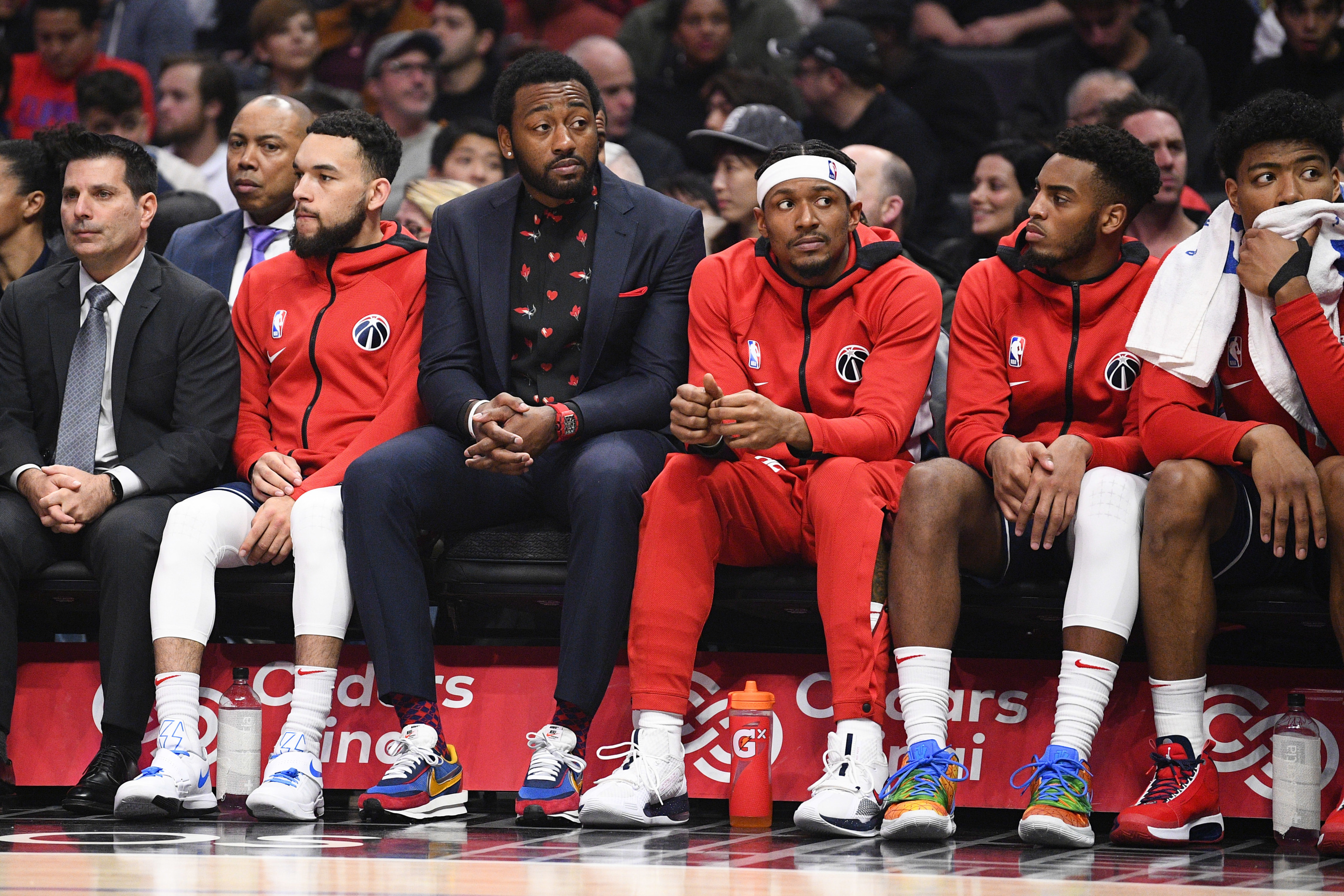 Washington Wizards There S A Catch 22 To The John Wall Timeline