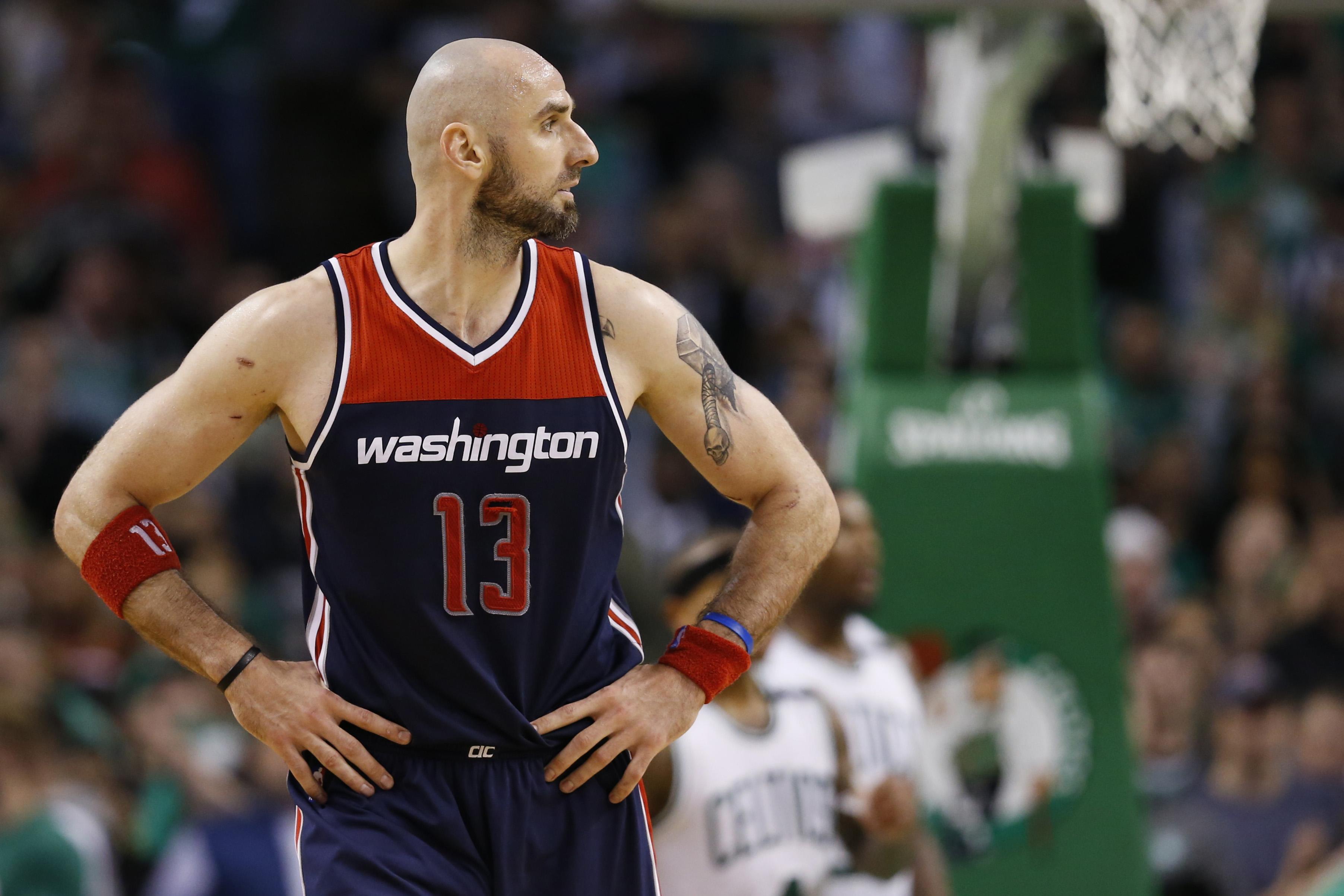 Should the Washington Wizards trade Marcin Gortat? - Wiz of Awes